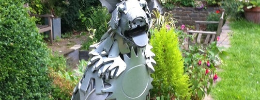 BBC Blue Peter Garden is one of BBC Locations!.