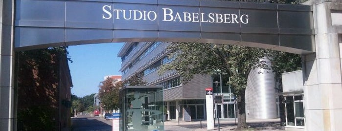 Filmpark Babelsberg is one of Berlin And More.