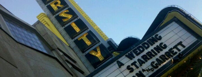Varsity Theater & Cafe des Artistes is one of Best Spots in Minneapolis, MN!.