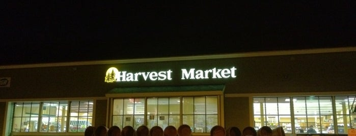 Harvest Market is one of Coolhaus CA Retailers.