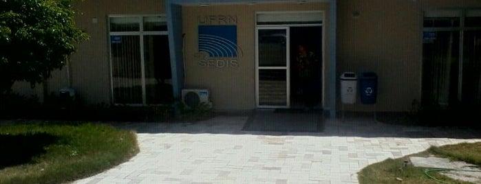 SEDIS - Secretaria de Educação a Distância is one of UFRN.