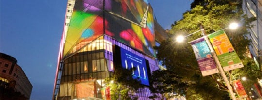 Orchard Central is one of Retail Therapy Prescriptions.