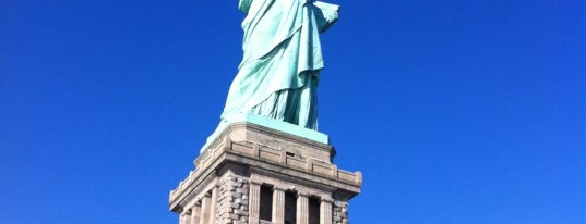 Statue of Liberty is one of Must-visit in New York.