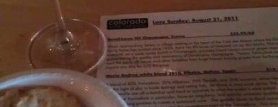 Colorado Wine Company is one of Go Vino in LA!.