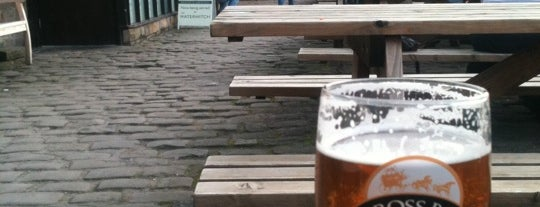 The Water Witch is one of The Lancaster Ale Trail.....