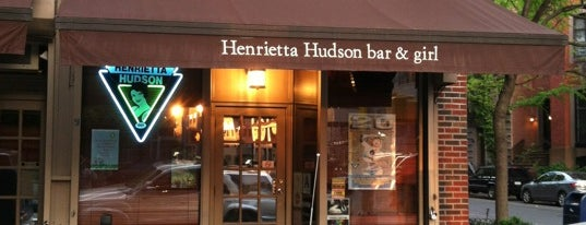 Henrietta Hudson Bar & Grill is one of Girly days out.