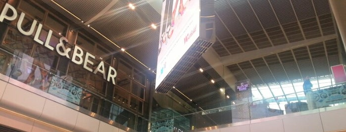 Westfield Stratford City is one of youngki's tips.