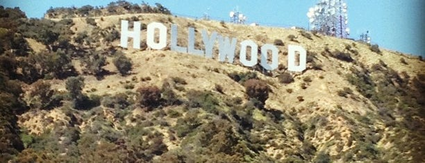 Hollywood Sign is one of Must Visit - LA.