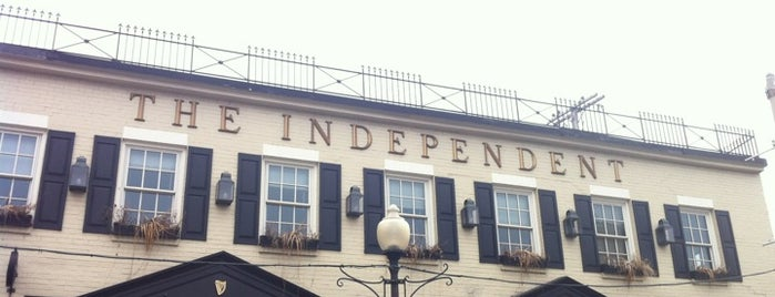The Independent is one of Union Square Hot Spots.