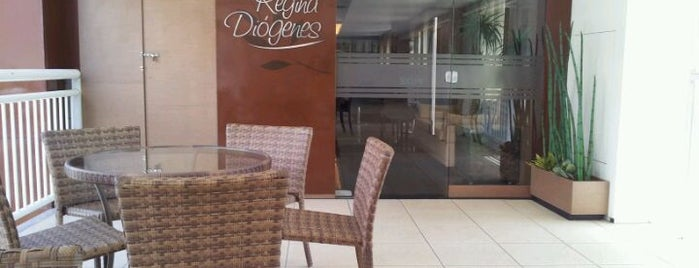 Regina Diógenes Gourmet is one of Food Fortaleza!.