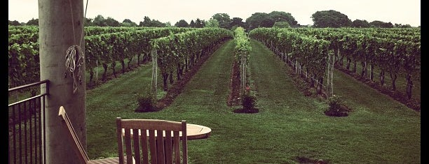 Wölffer Estate Vineyards is one of Hamptons!.