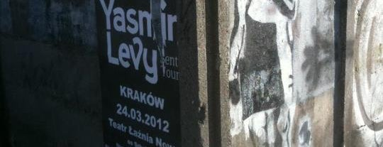 Cichosza zza winkla is one of Street Art w Krakowie: Graffiti, Murale, KResKi.