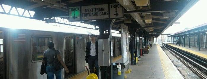 MTA Subway - 2 Line