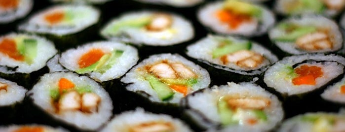 Sushi Toria Yerevan is one of Favorite Food.