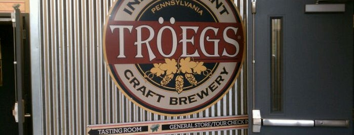 Tröegs Brewing Company is one of Breweries and Brewpubs.