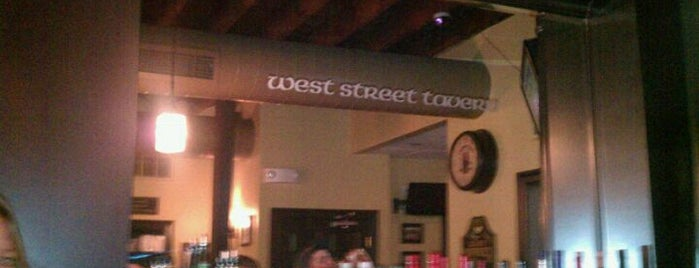 West Street Tavern is one of Must-visit Food in Newton.