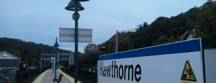 Metro North - Hawthorne Train Station is one of Harlem Line (Metro-North).