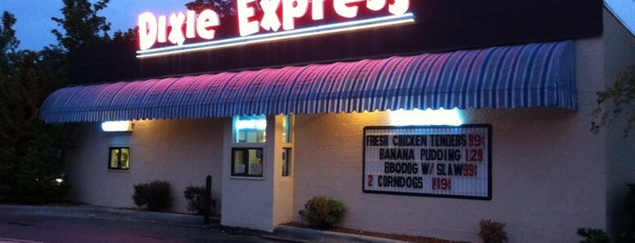 Dixie Express is one of Gary's List.