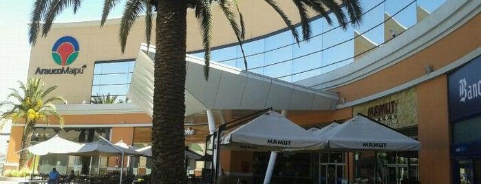 Mall Arauco Maipú is one of Shopping en Stgo..