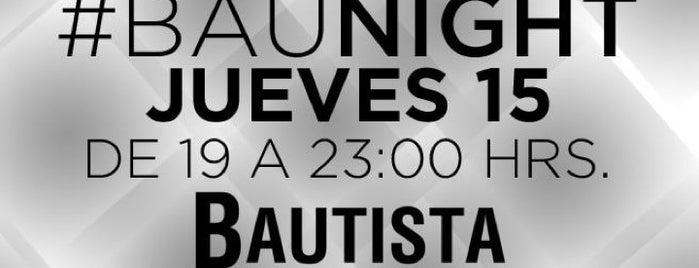 Bautista is one of Patio Bellavista.