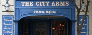 The City Arms is one of Round the world trip without leaving BCN / EUROPE.