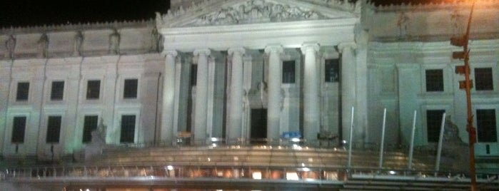 "Brooklyn Museum is one of ""Be Robin Hood #121212 Concert"" @ New York!."