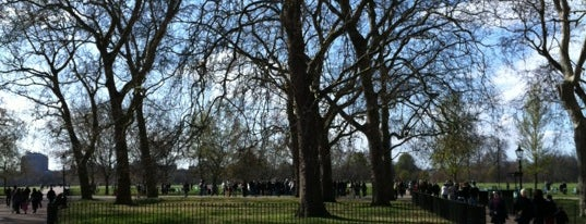 Speakers' Corner is one of Must-visit Great Outdoors in London.