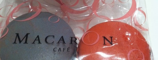 MacarOn Café is one of Weekend Chill - Been Meaning to Do....