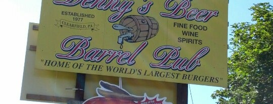 Denny's Beer Barrel Pub is one of Our Partners.