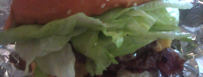 Z Burger - Tenleytown is one of District of Burgers.