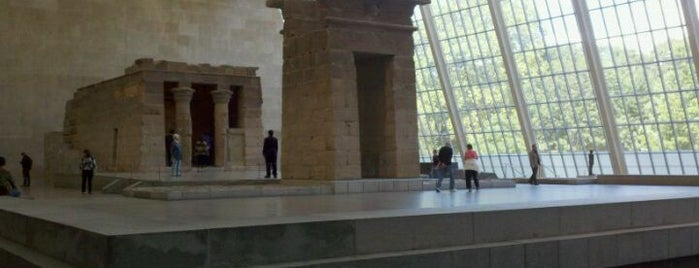 The Metropolitan Museum of Art is one of Help me find nice places in NY.