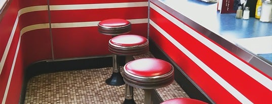 Mickey's Diner is one of Diners, drive-ins, and such.
