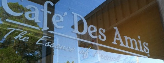 Cafe Des Amis is one of Louisiana.