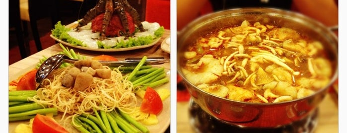 ThaiExpress Crescent Plaza is one of Food in HCMC.