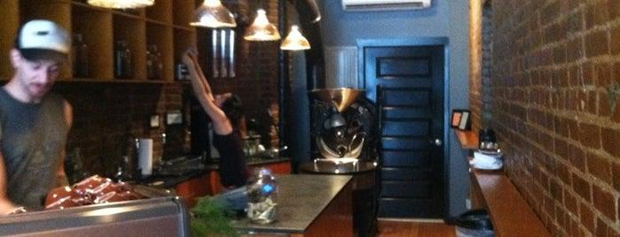 Caffe Vita Coffee Roasting Co. is one of Coffee, coffee, coffee.