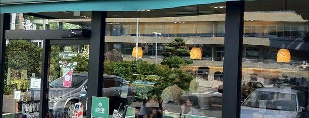 Starbucks Coffee 慶應義塾大学病院店 is one of Starbucks Coffee (東京23区:千代田・中央・港以外).