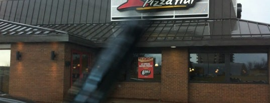 Pizza Hut is one of Restaurant.