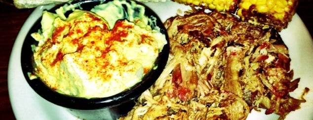 Sticky Fingers Smokehouse - Get Sticky. Have Fun! is one of South Carolina Barbecue Trail - Part 1.