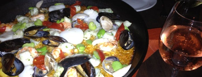 SOCARRAT Paella Bar - Chelsea is one of NYC's Chelsea, Garment District and NoMad.