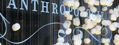 Anthropologie is one of Lucky Badge.