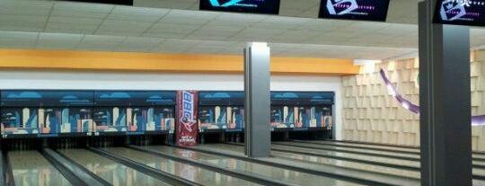 Bogor Bowling Center is one of Bogor Nirwana Residence.