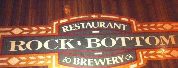 Rock Bottom Cafe Indianapolis