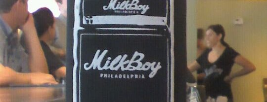 MilkBoy Philadelphia is one of Philly Classroom Venues.