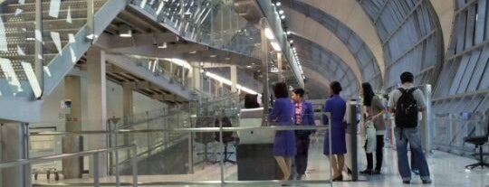 Gate D4 is one of TH-Airport-BKK-1.