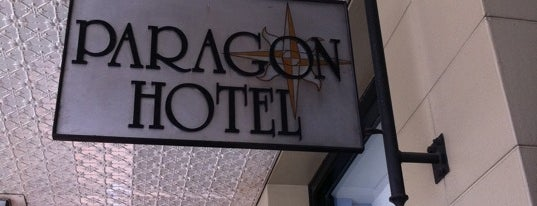 Paragon Hotel is one of Sydney Pubs.