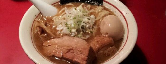 麺屋武蔵 二天 is one of ラーメン!拉麺!RAMEN!.