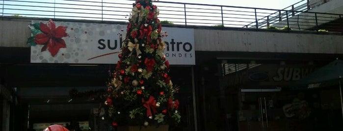 SubCentro is one of Shopping en Stgo..