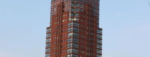 Alphatoren is one of Architectuur Enschede #4sqCities.