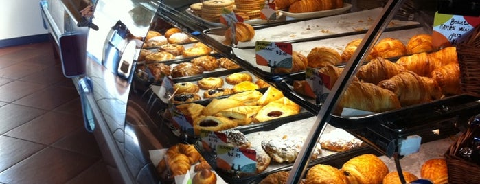 The French Bakery is one of Seattle.