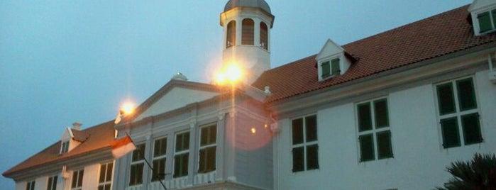 Museum Sejarah Jakarta (Museum Fatahillah) is one of Enjoy Jakarta 2012 #4sqCities.